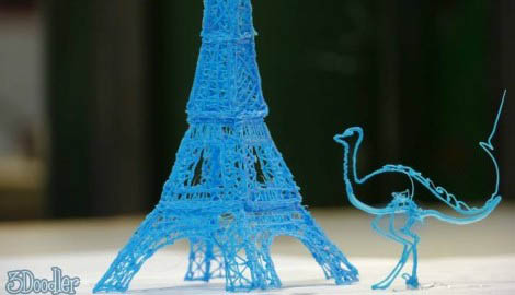 3Doodler, le premier stylo 3D