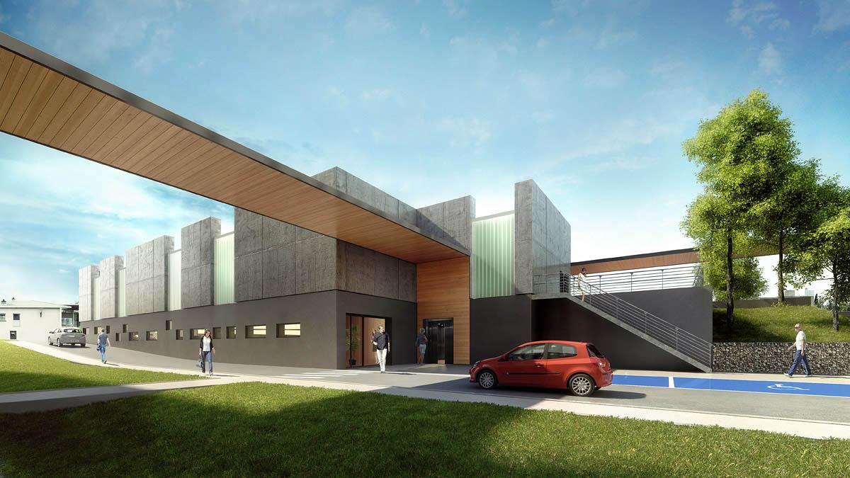 Concours – Extension de l'hôpital de Macon