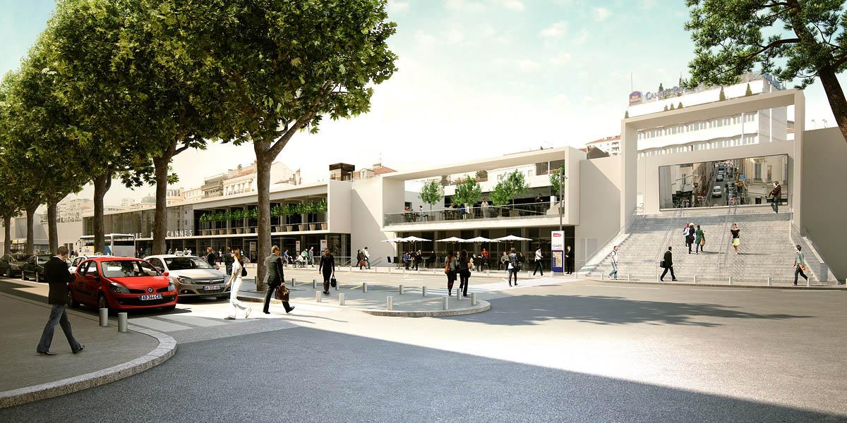 Gare SNCF de Cannes