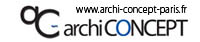 Archi Concept 75 : Architecture Agencement Bureau d'étude ingénierie Permis construire
